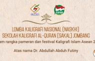 Lomba Kaligrafi Nasional (Naskhi), SAKAL 2017