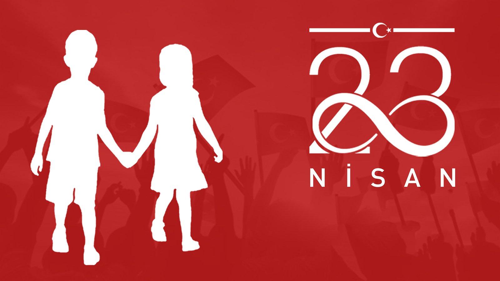 23 Nisan Ulusal Egemenlik ve Çocuk Bayramı Kutlu Olsun! post thumbnail