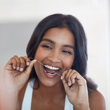pro flossing tips