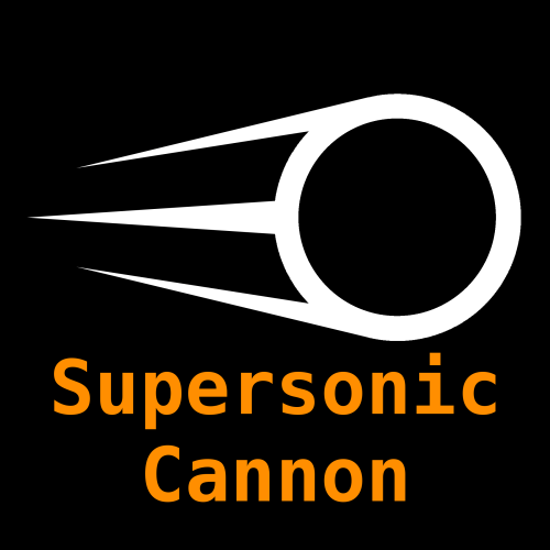 Super Sonic Ping Pong Ball Cannon!