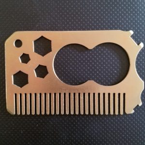 Ti Credit Card Comb