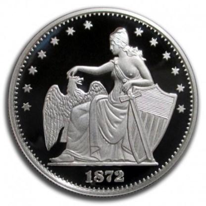Grove Minting Commemorative Token Amazonian Dollar