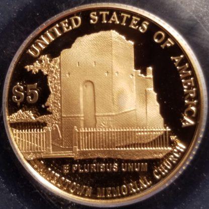 $5 Jameston Commemorative