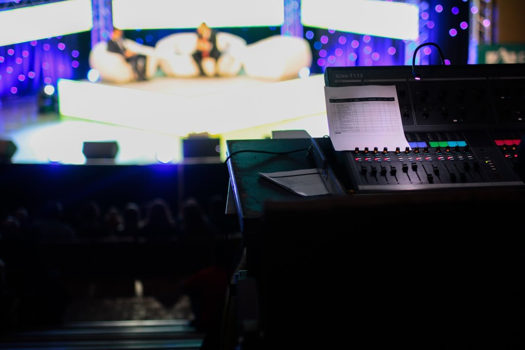 Auditorium Audio Visual System