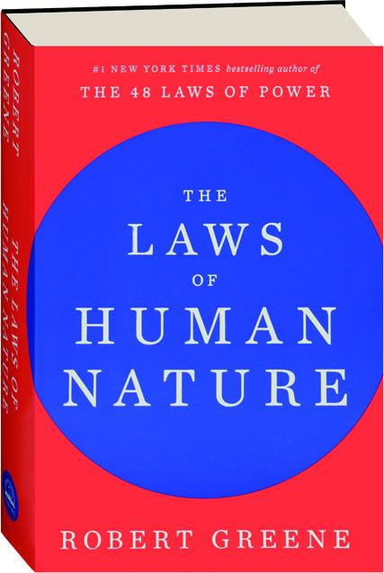 The Laws Of Human Nature : human, nature, HUMAN, NATURE, HamiltonBook.com