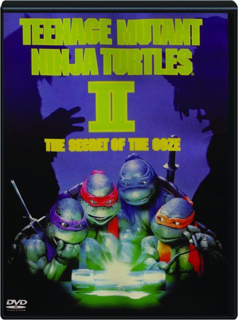 Secret Of The Ooze : secret, TEENAGE, MUTANT, NINJA, TURTLES, Secret, HamiltonBook.com