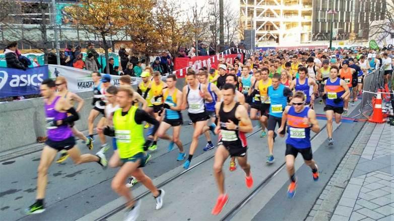 Christchurch Half Marathon 2015