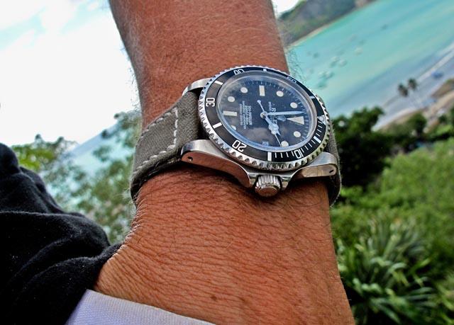 Rolex  Tudor Straps  Hamilton Leather Works