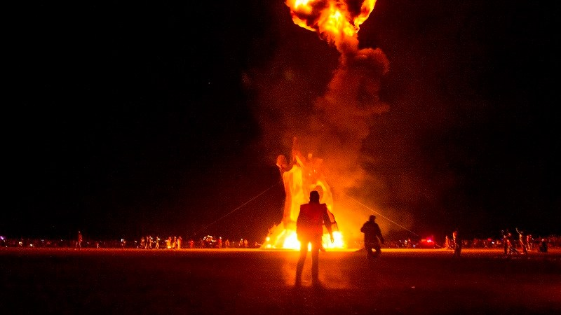Alex McFarland   Burning Man a Carnival of Lies