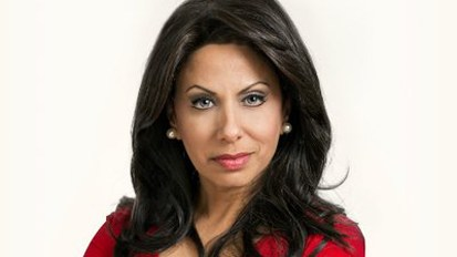 RELEASED TODAY! Brigitte Gabriel Talks to Eric Metaxas About Her New Book 'RISE'