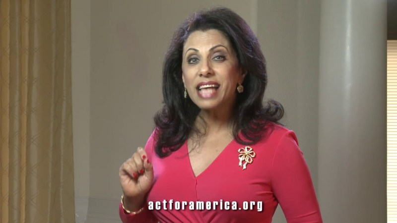Brigitte Gabriel Offers Two Thought-Provoking Op-Eds for Townhall.com