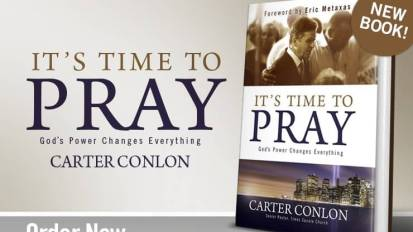 Pastor Carter Conlon Talks About 'A Time to Pray' on Informed Radio