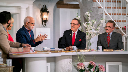 'Trump Aftershock' Author Steve Strang Featured for Three Shows with Jim Bakker
