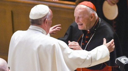 Elizabeth Yore in Breitbart: Vatican Whistleblower—Disgraced Cardinal McCarrick Served as Envoy for Disastrous Vatican/China Deal