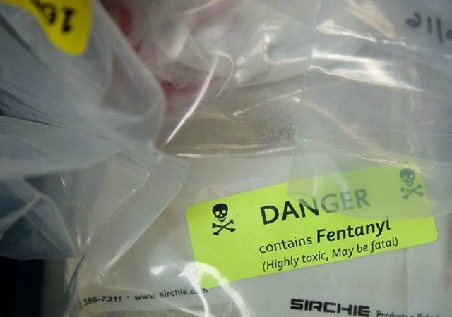 Liz Yore for Breitbart: China's Undeclared Fentanyl War