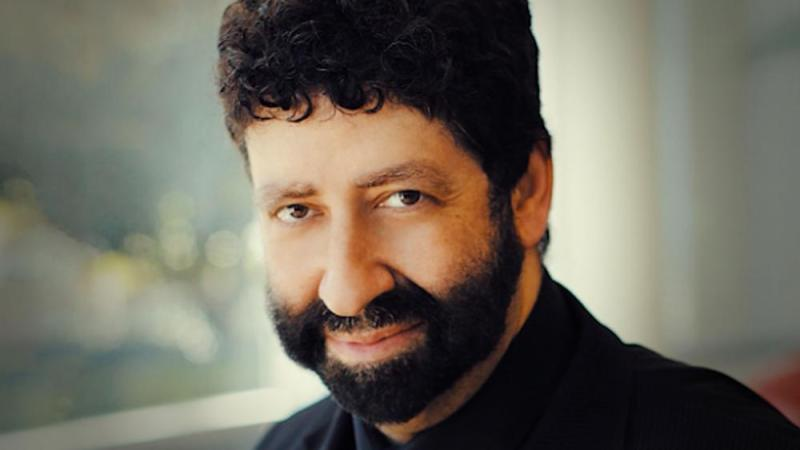 Jonathan Cahn for CBN News: The New, Best-Selling Book 'The Oracle' and a Mystery That Links an Ancient King with President Trump