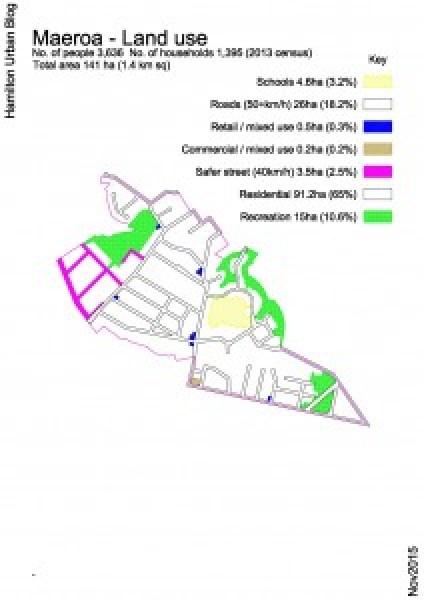 Maeroa Land Use