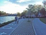 Ulm Danube River 1