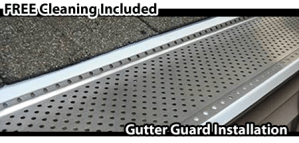 Hamilton_Gutter_Guard_Installtion