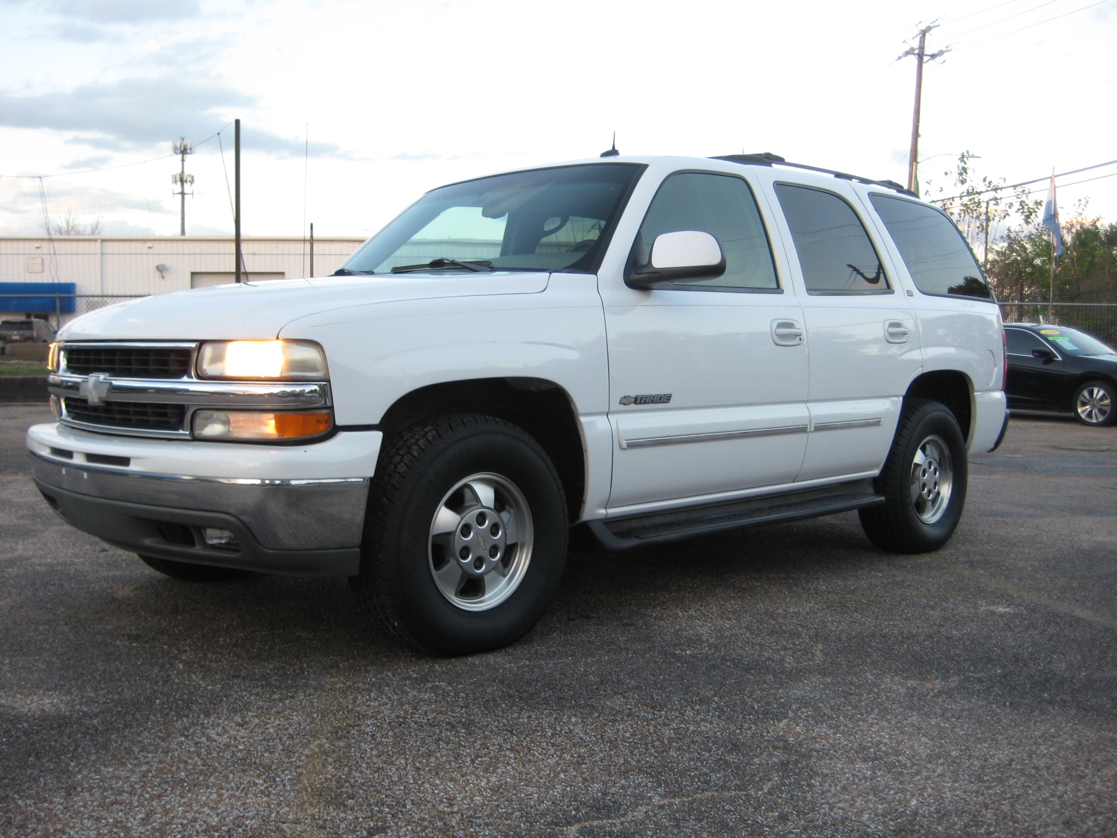 hight resolution of 2003 chevrolet tahoe lt 1 owner