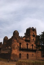 Original castle built by Fasildas