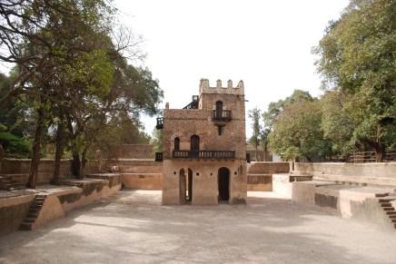 Bathing palace
