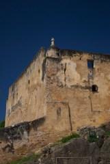The head of Fort Jesus