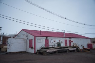 McMurdo General Hospital, home for the first week