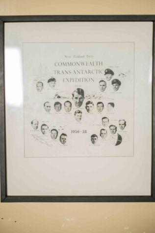 The Kiwi transantarctic crew