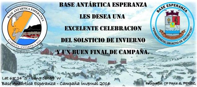 Saludo Base Antartica Esperanza_es