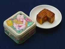 愛護動物協會×奇華餅家の月餅('10年): 香港美食探訪雑記帳 管理人の覚え書き