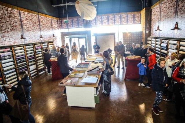 Prodajni salon tapet Hamler Ptuj blizu Obija