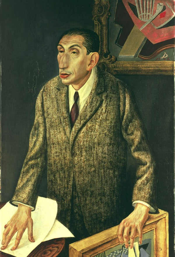 Otto Dix Paintings