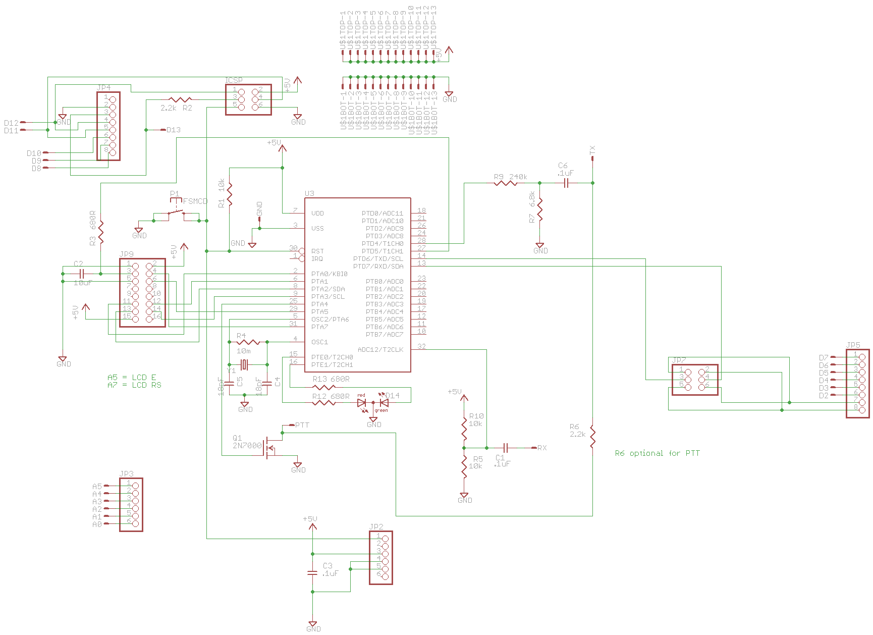 Radioshield Schematic Baycom1