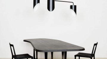 Modular seating and table system 1