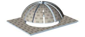 Construire un plafond ou une voûte de hammam