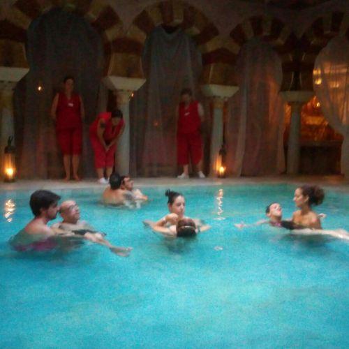 La asociación ACPACYS visita Hammam Al Ándalus Córdoba
