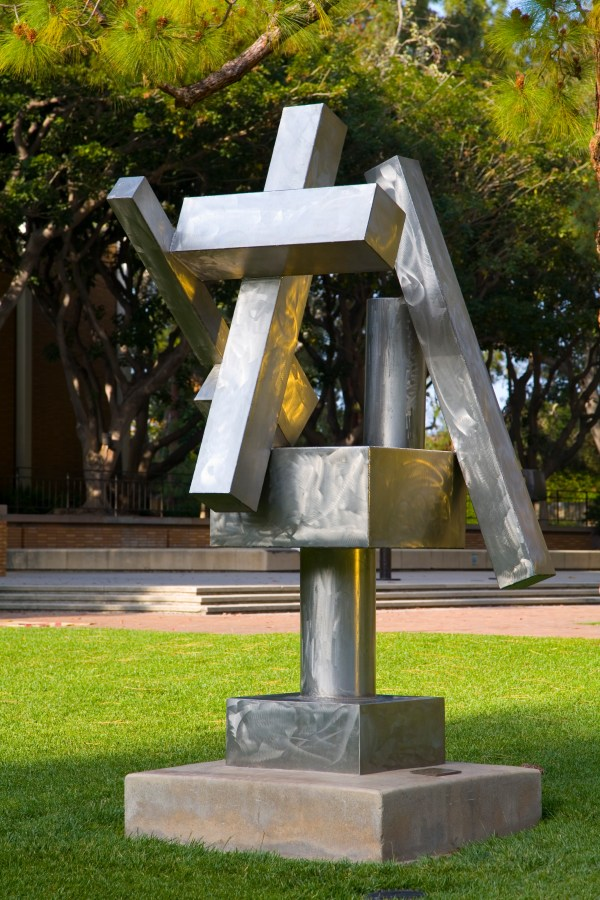 David Smith Cubi Sculpture