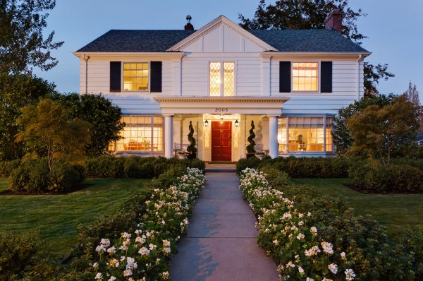 Pacific Northwest Style Home