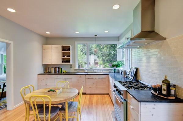 Modern Farmhouse Home Remodel Portland Hammer & Hand