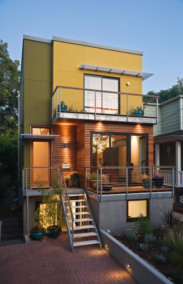 Green Home Building Pics Portland & Seattle Se