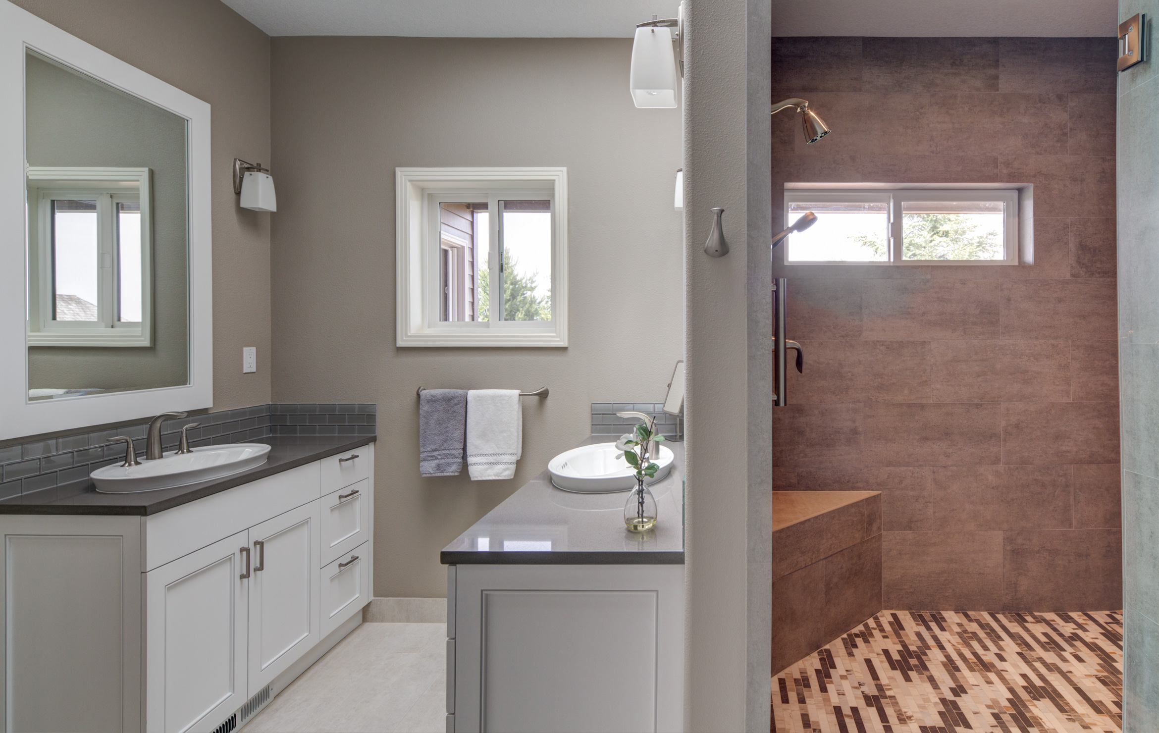 Bathroom Remodel Completes Home Transformation in Tigard OR