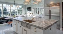 Kitchen Remodel & Dog House Skyline Home In