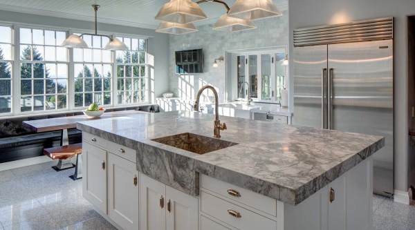 Kitchen Remodel & New Dog House for Skyline Home in ...