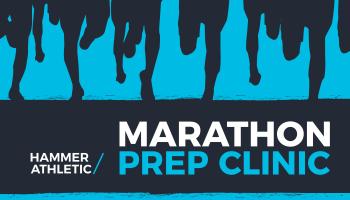 12 Week Marathon Prep Clinic