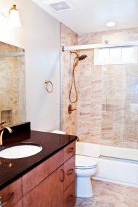Full Bathroom Remodel in Potomac, MD 20854 - Hammer ...