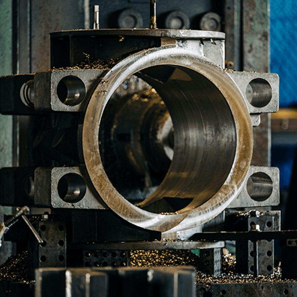 PRECISION CNC MACHINING AT HAMMER HAAG STEEL