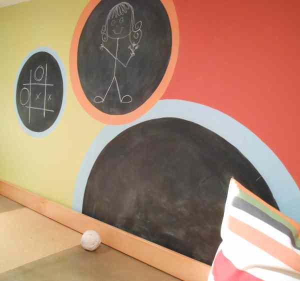 Chalkboard Paint Kids Room