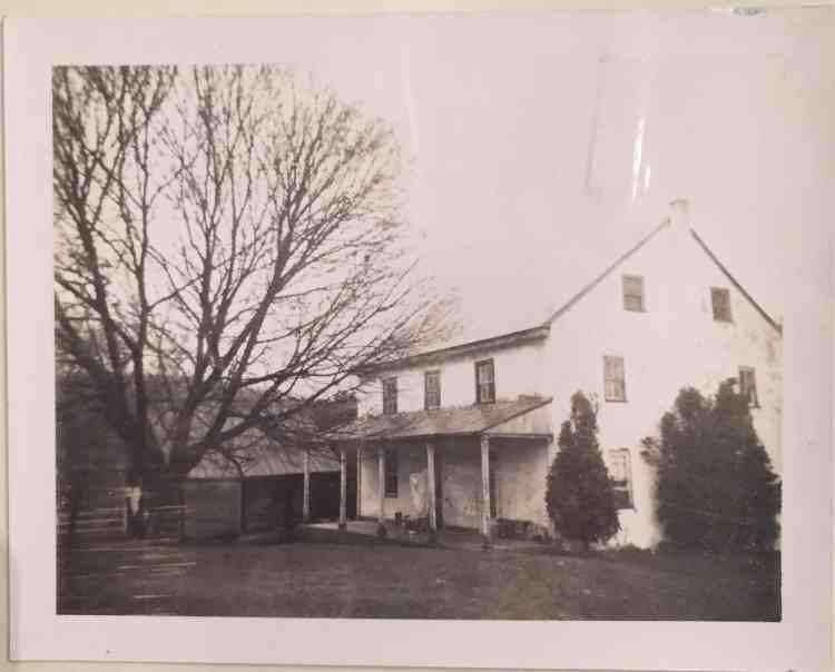 renovated stone farmhouse