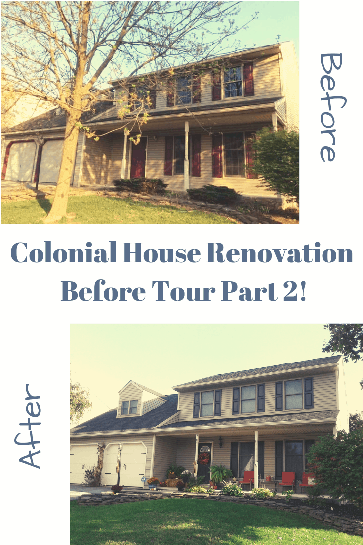 foreclosure house renovation